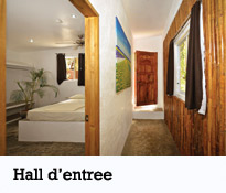 Appartement Isla Kitesurfing - Hall d'entree