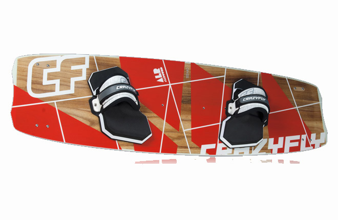 Crazyfly Allround - Kitesurfing board
