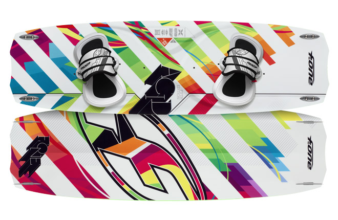 F-one ACID 6 - Kitesurfing board