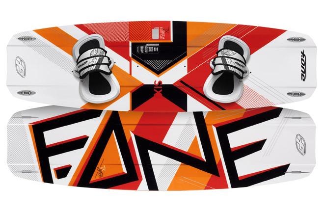 F-one TX6 - Kitesurfing board